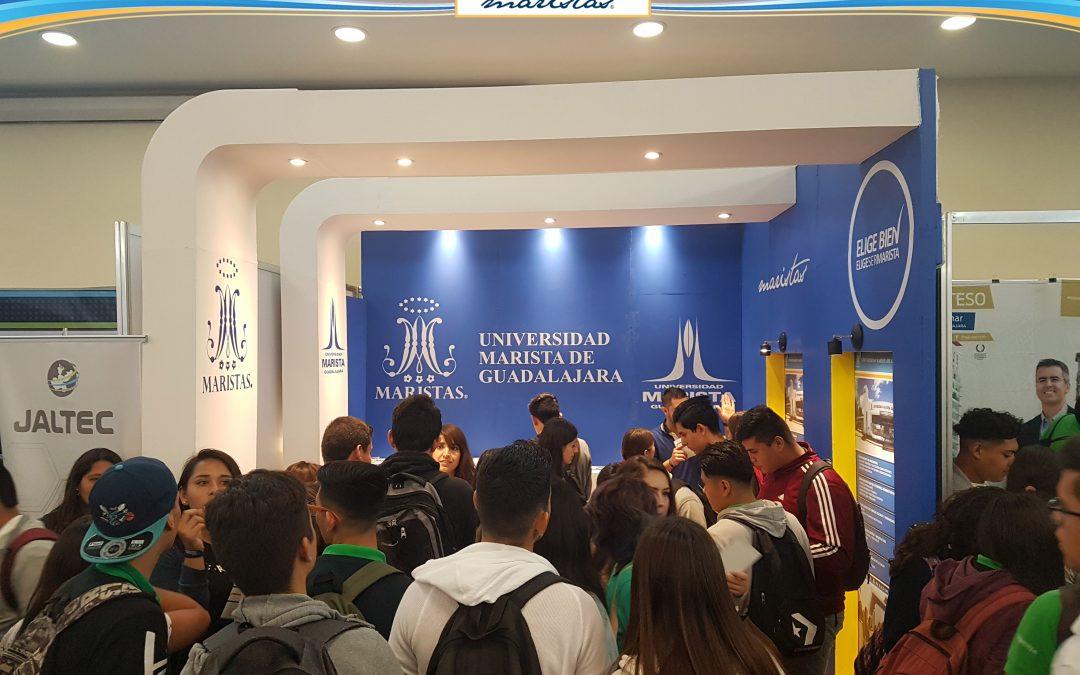 Universidad Marista en Expo Mi Futuro Profesional