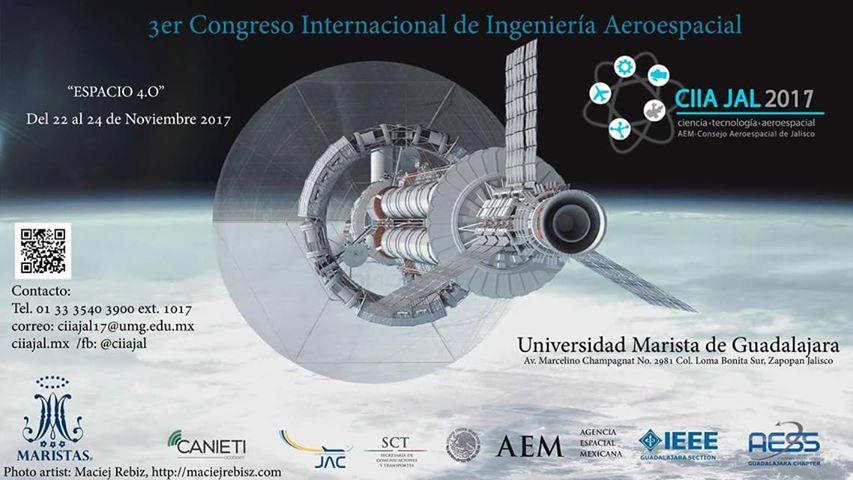 Tercer Congreso Internacional de Ingeniería Aeroespacial