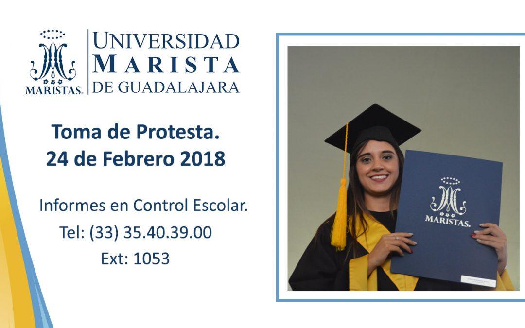Toma de Protesta 2018