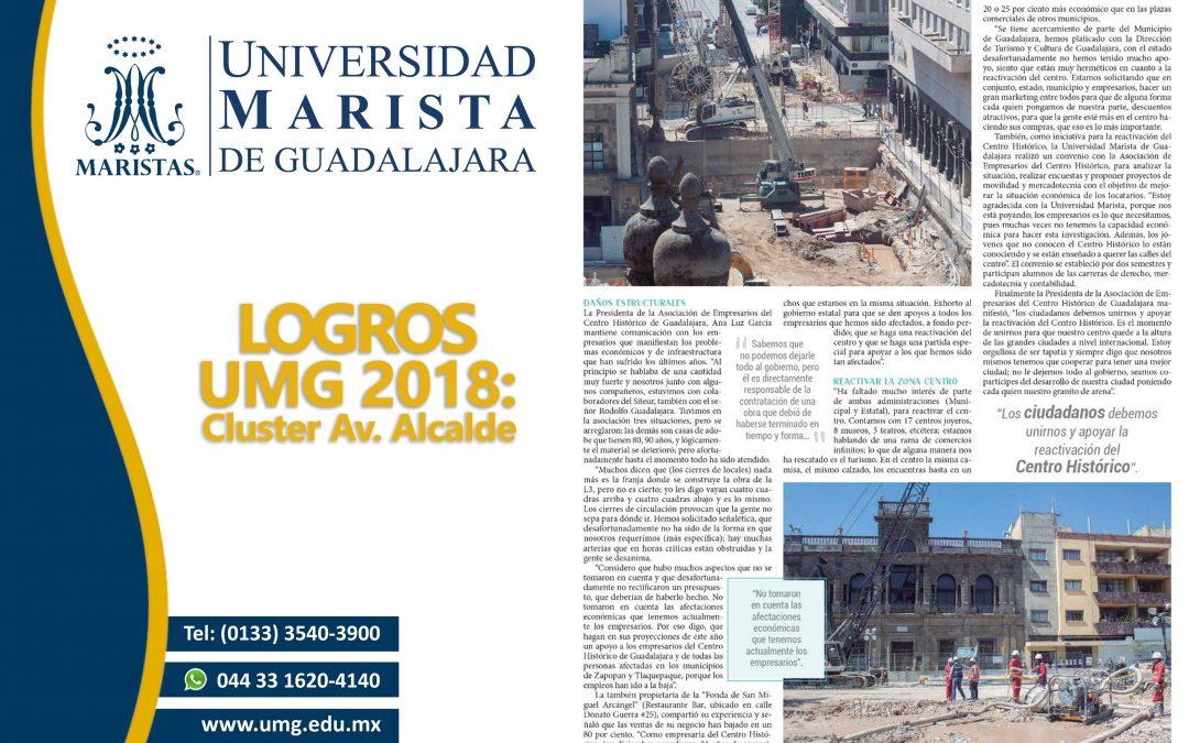 Agradecen a UMG por proyecto vinculado con el Gobierno de Guadalajara