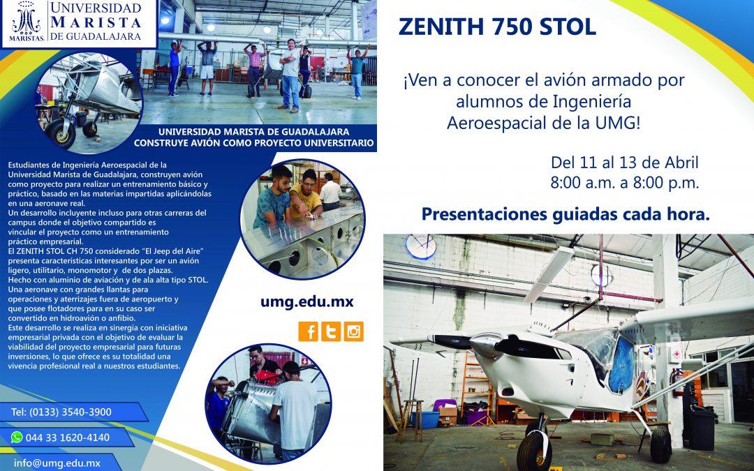 Avión Zenith 750