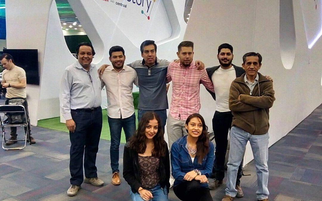 Alumnos UMG. Ganadores del Concurso Bosch – Talent Land 2018