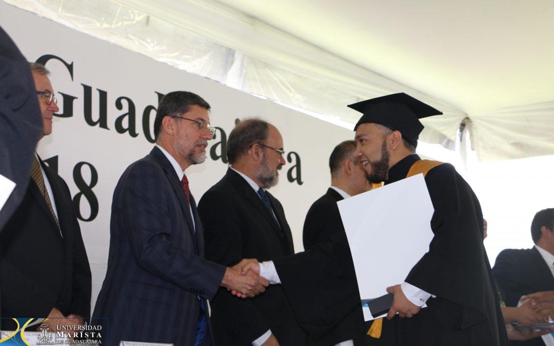 Acto académico de graduación 2018