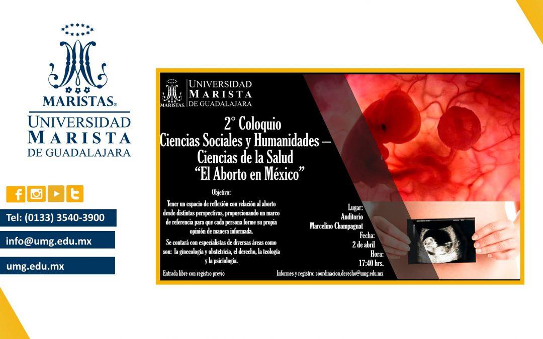 """2do° Coloquio """"El aborto en México"""""""