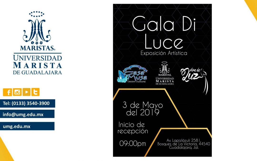 """Taller de Fotografía invita a: """"Gala Di Luce"""""""