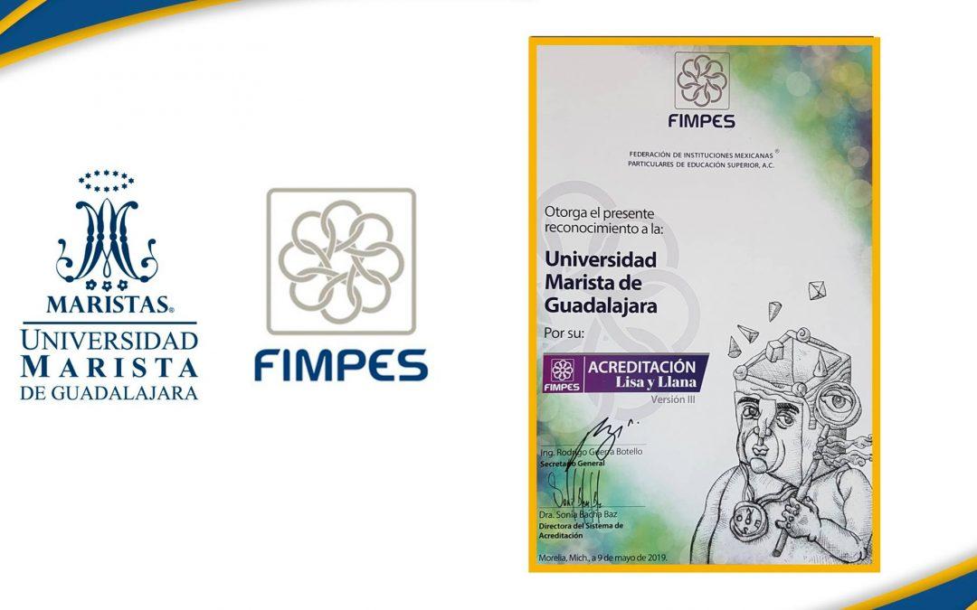Acreditación FIMPES