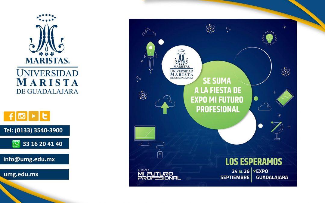 UMG en Expo Mi Futuro Profesional