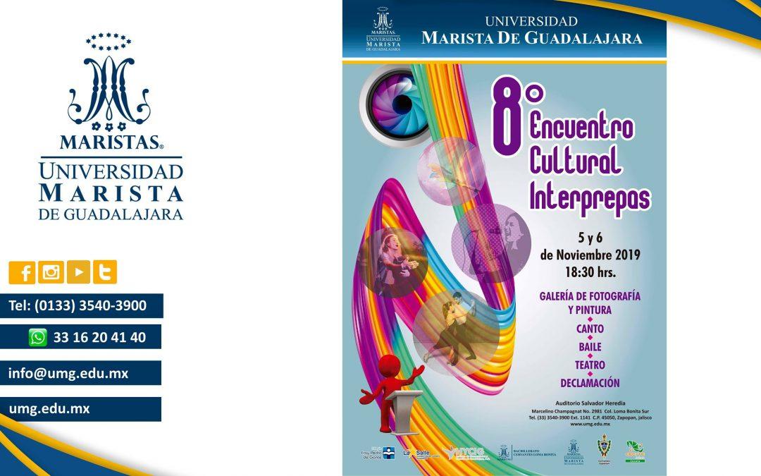 8° Encuentro Cultural Inter -Prepas