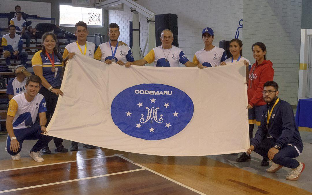 Convivencia Deportiva Marista Universitaria 2019