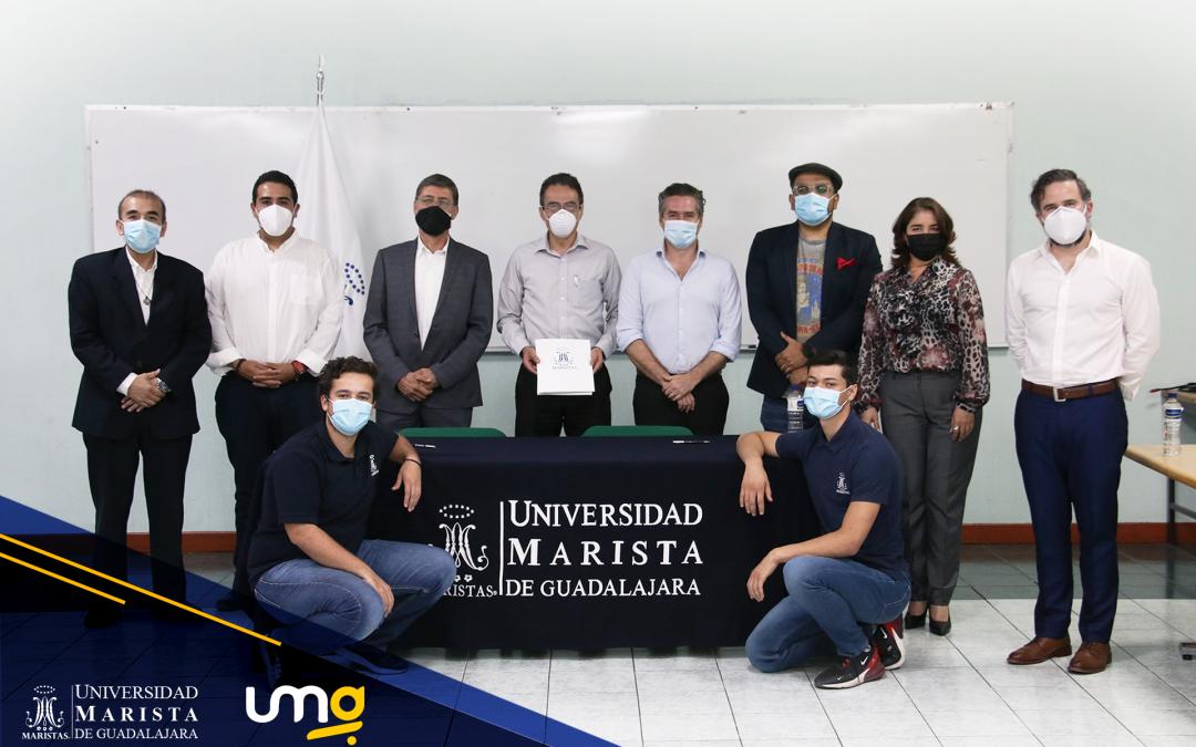 Aires con Vida y la Universidad Marista de Guadalajara