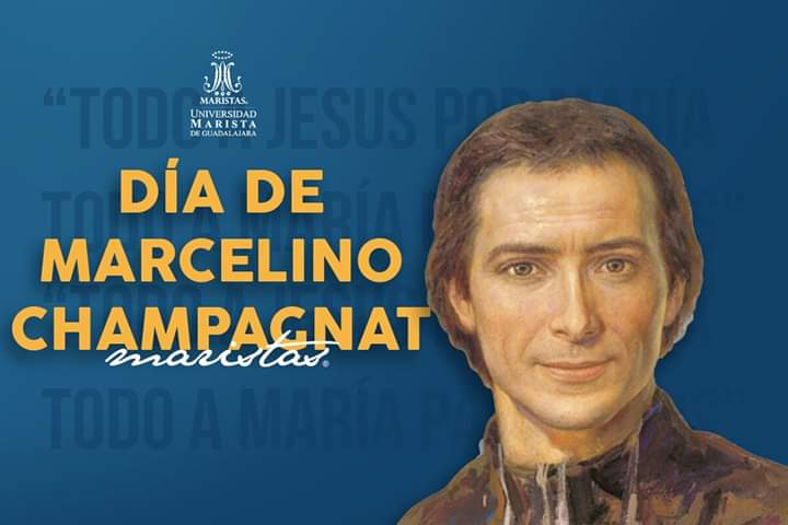 180ª Aniversario de la festividad de San Marcelino Champagnat.