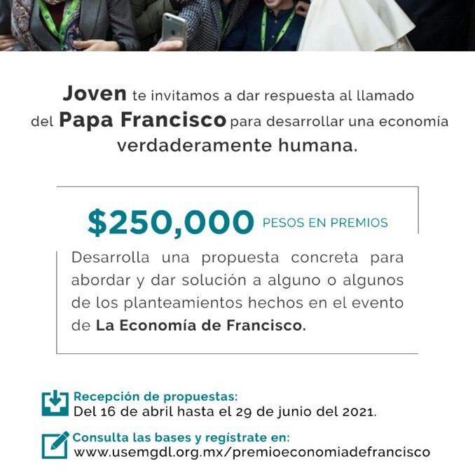 Convocatoria «La Economía de Francisco»