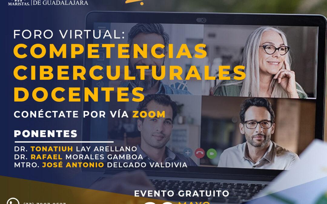 Foro Virtual: Competencias Ciberculturales Docentes