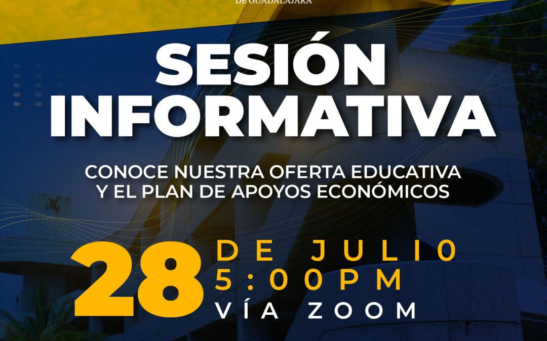 Sesión Informativa Nuevo Ingreso