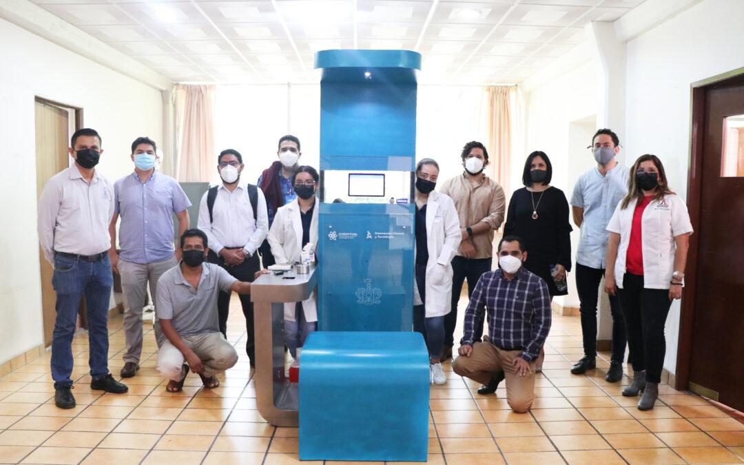 Recibe Universidad Marista de Guadalajara visita de la Secretaría de Innovación, Ciencia y Tecnología del Estado de Jalisco.
